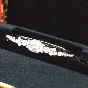 Givenchy Swarovski Crystal Bracelet NWOT